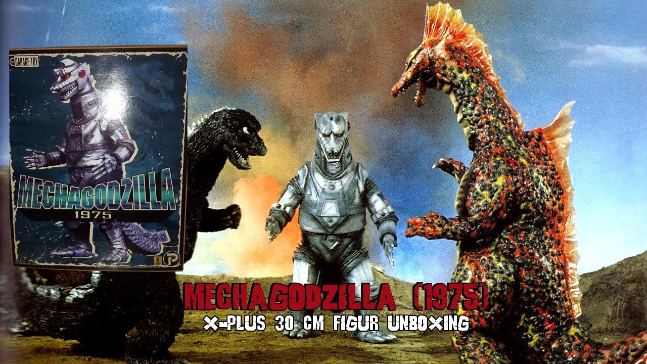 Mechagodzilla 1974 Xplus