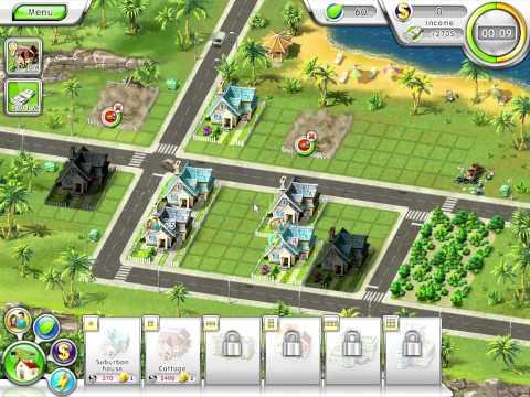 Green City - Level 1 ~ 4