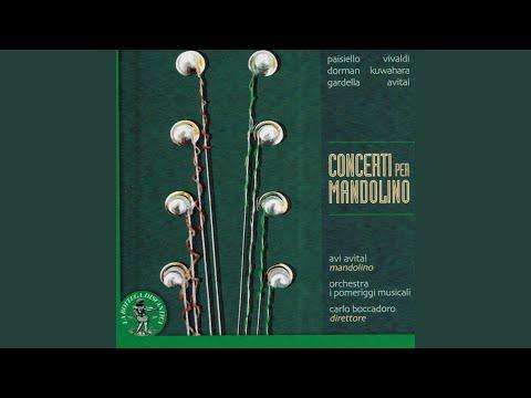 Antonio Vivaldi: Concerto in Do maggiore per mandolino, archi e basso continuo, RV 425. Allegro