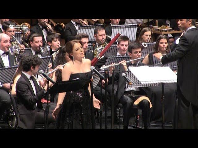Iria Perestrelo Soprano Showreel New Year's Gala Concert 2020
