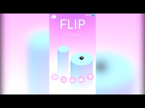 Flip - iOS Free Game - Gameplay Video 20/11/2016 thumbnail