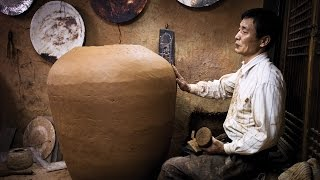 Repeat youtube video Lee Kang-hyo 'Onggi Master' - film about a Korean potter