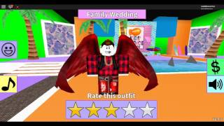 Roblox Kids Choice Awards Fashion Show | Day 1