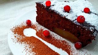 Шоколадный Пирог. Шоколадный Пирог Рецепт. Вкусный, Влажный, Шоколадный