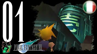 Final Fantasy VII FanDub ITA - 01 - Reattore Mako Nord