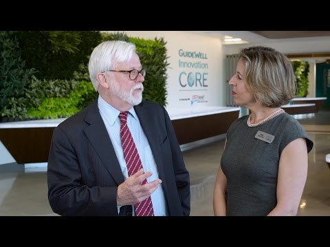 Innovation CoRE Grand Opening | Interview with Dr. David Whitehouse