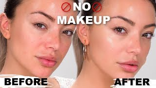 HOW TO LOOK FRESH AND GLOWY WITHOUT MAKEUP - Dilan Sabah