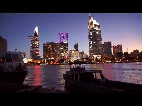 DIY Sunset Cruise Saigon - Off The Beaten Path