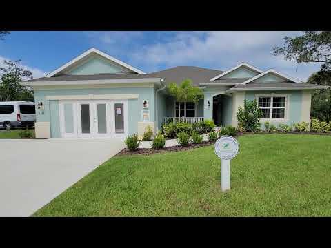 New Model House in Sarasota, Florida