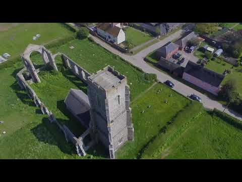 Covehithe Church - May 2018