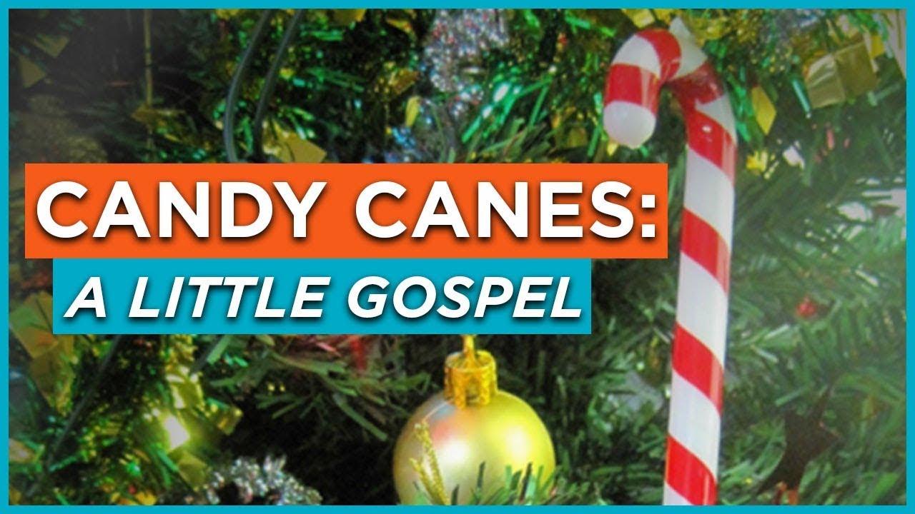 Candy Canes: A Little Gospel