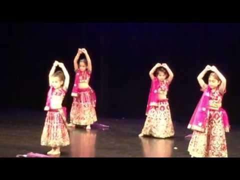 Arshya Recital Asmani Chatri