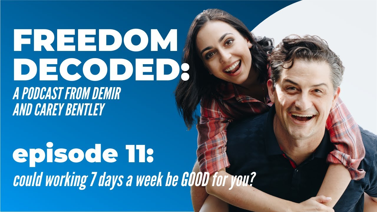 """""""Could Working 7 Days A Week Be GOOD For You?"""" 