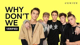 "Why Don't We ""8 Letters""  Lyrics & Meaning 
