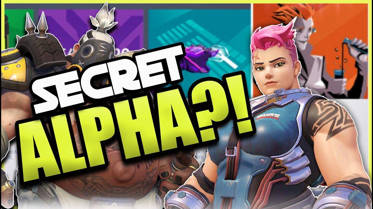 Download OVERWATCH 2 Secret ALPHA Already HERE?!