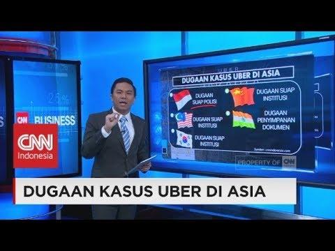 Dugaan Kasus Uber di Asia
