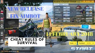 NEW UPDATE Cheat Rules of Survival FIX AIMBOT ESP NO CLIP