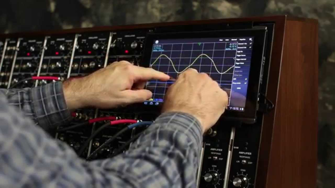 Modular Synth For Android : modular analog synthesizer project 04 android oscilloscope youtube ~ Hamham.info Haus und Dekorationen