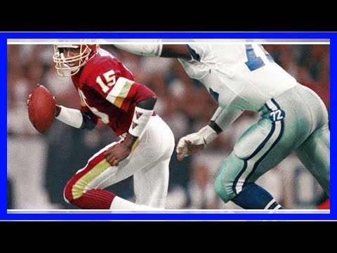 Washington Redskins scales, including Tony Robinson, received in 1987 Super Bowl rings By J.News
