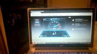 Internet Speed Test 60Mbps Download/Upload W Atlanta Midtown