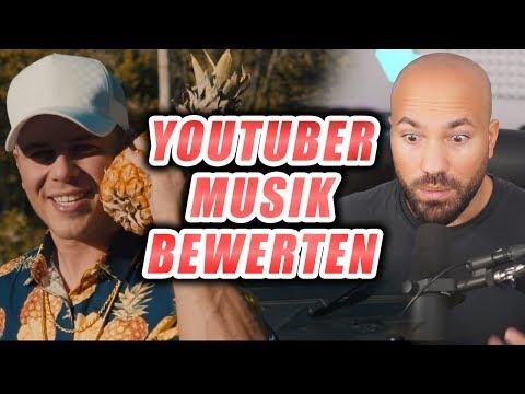 """Leon Machère - Copacabana / Ich bewerte """"MUSIK"""" von Youtubern"""