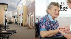 Groundbreaking facility designed to help Alzheimer's patients remember