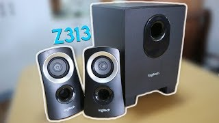 logitech Z313 - Sound Test!!