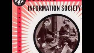 Information Society - Running Percapella 1986