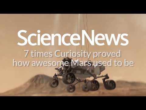 7 times Curiosity proved how awesome Mars used to be | Science News
