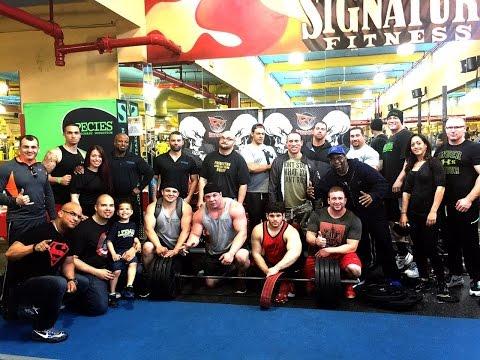 Lerch and Lentino Dominate Bros VS Pros 27 - Signature Fitness NJ