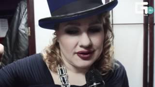 Интервью с Евой Польна в клубе Laque GEMETRIA.TV