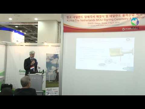 [IGEEC 2014 Video] Dutch Company 'MECAL' Conducted a Semina