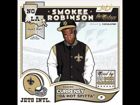 Curren$y- Bout it  (Smokee Robinson Mixtape)