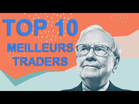 TOP 10 MEILLEURS TRADERS au MONDE 🌎 (ASTUCES)