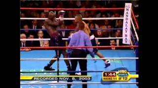 Roy Jones Jr Vs Antonio Tarver 1 Part 4