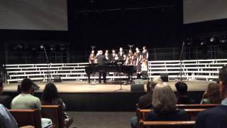 Valley Christian Conservatory Chorus-Command Performance