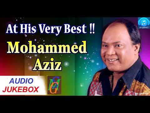 Best of Mohammed Aziz Superhit Bollywood Hindi JUKEBOX sONGS