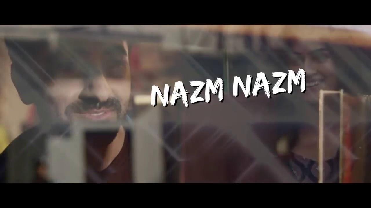 Nazm Nazm full Song Lyrical Feat Ayushmaan & kriti ( Bareily ki Barfi) ♥️