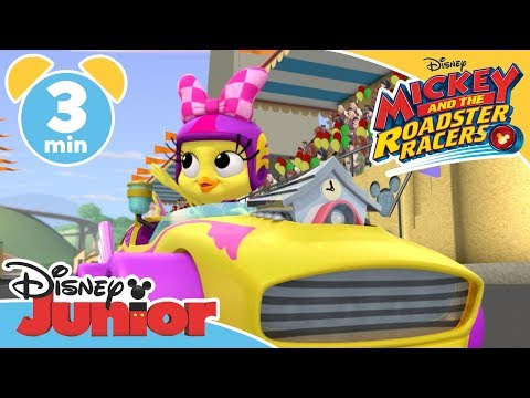 Mickey and the Roadster Racers  Magical Moment: The Impossible Race  Disney Junior UK
