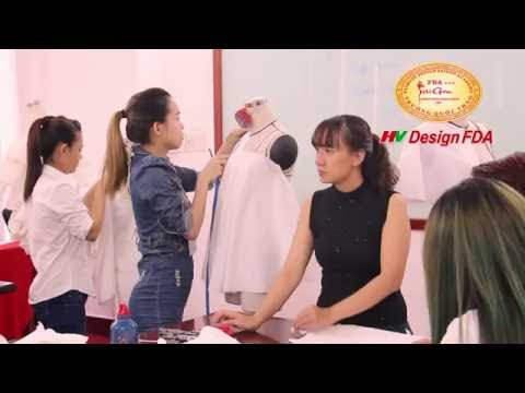 Video Học Fashion Draping - Thiết kế rập 3D cao cấp trên manocanh