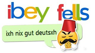 Ixh nix gut deutsxh - Ebay Kleinanzeigen Fails #12