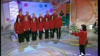St. John Singers - La Preghiera Per La Pace (Festa Italiana - RaiUno)