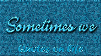 Reality Of Life Quotes Status Video Youtube