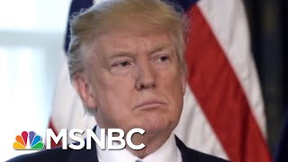 Is French President Emmanuel Macron Just Playing President Donald Trump? | MSNBC