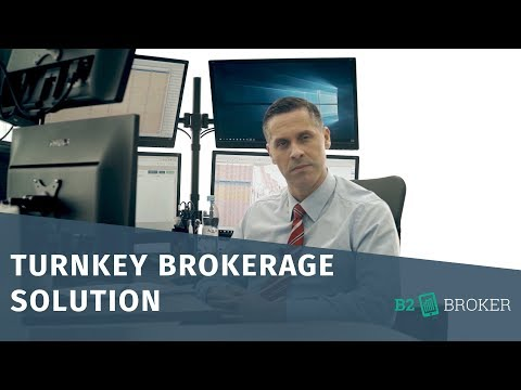 Broker Turnkey 📈 B2Broker – Liquidity & Technology Provider