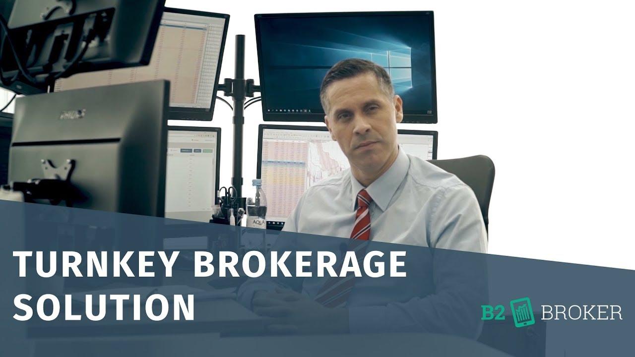 How to start forex broker business