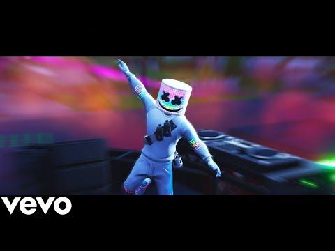 Marshmello - Marsh Walk ft. DJ Yonder (Official Fortnite Music Video)