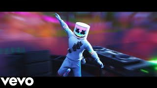 Marshmello Marsh Walk ft DJ Yonder Fortnite Music Video