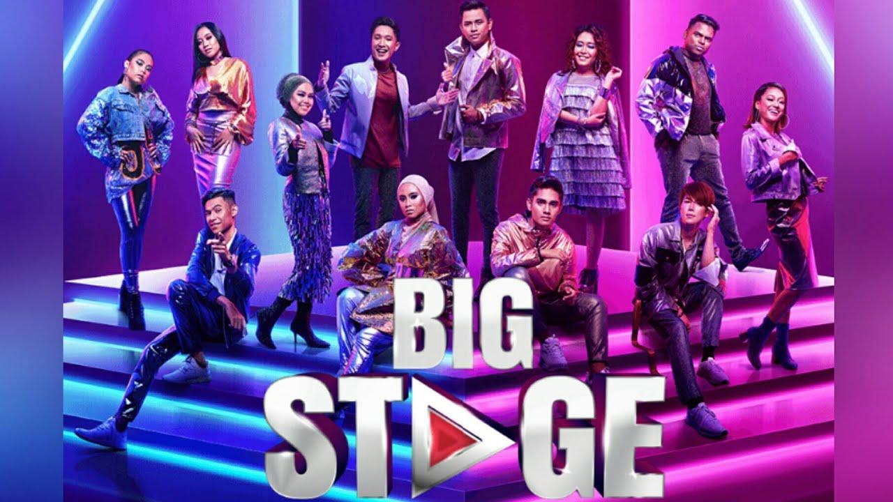 12 Peserta Rasmi Big Stage 2019 Youtube