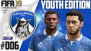 Fifa 19 Career Mode  - Youth Edition - Oldham Athletic - Season 1 EP 6